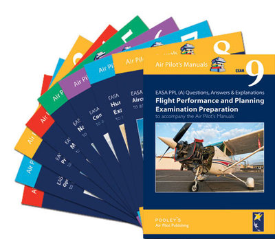 Q&A Examination Preparation books 1-9