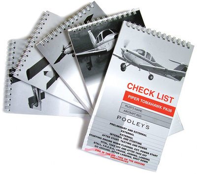 Check List Piper Tomahawk