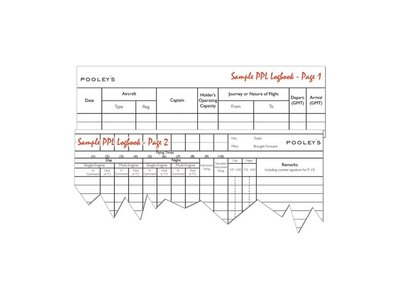 NLB010 Private Pilot Logbook
