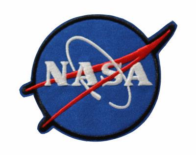 Badge NASA