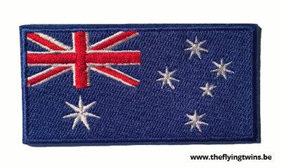 Badge Australië vlag