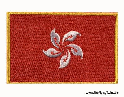 Badge Hong Kong Patch