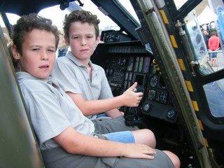 Voor kleine pilootjes