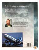 Backcover livre Piet Van Riet Sabena