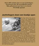Jachtvliegers doen een boekje open - backcover