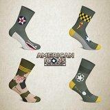Socks American War Icons