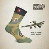 Lancaster Just Jane Socks