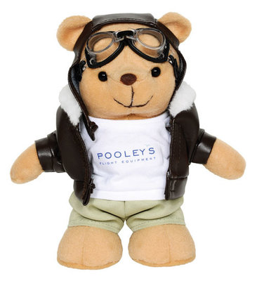 "Pilot Bear with logo T-Shirt small 8"" / 20 cm"