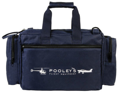 Pilot Bag Pooleys Flight Blue