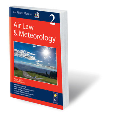 Air Pilot's Manual: Vol 2 Aviation Law & Met ED13
