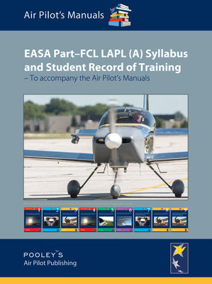 EASA Part-FCL LAPL (A) Syllabus and student record