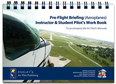 AP021 Pre-flight briefing A Pilots Work Book