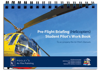 AP022 Pre-flight briefing H Pilots Work Book