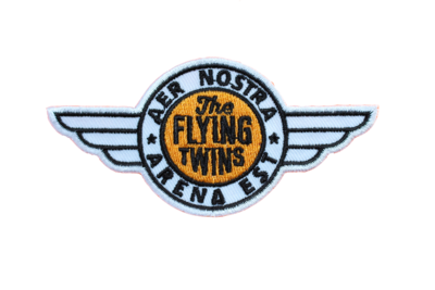 Badge The Flying Twins - Official