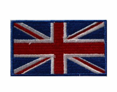 Badge vlag UK