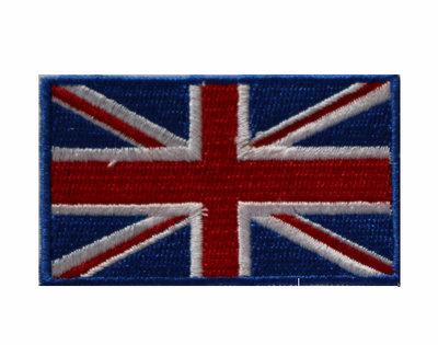 Badge vlag UK