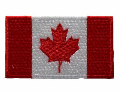 Badge vlag Canada