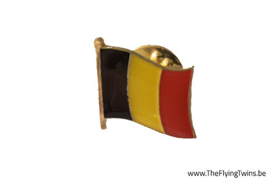 Pin Flag Belgium
