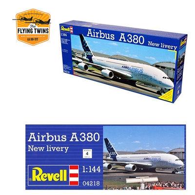 A380 model kit Revell