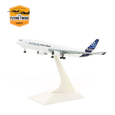 A330-200F 1:400 scale model