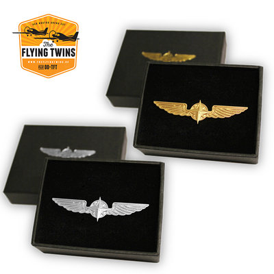 Pilot Wings Pin 5cm