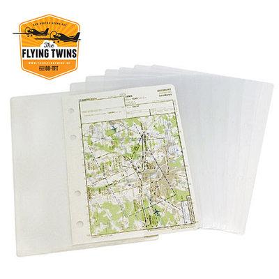 Transparant pockets 10 stuks A5