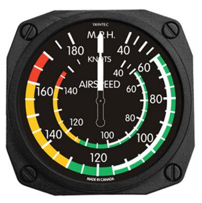 Magneet Airspeed meter