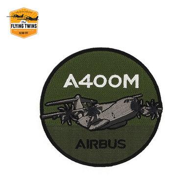 Badge A400M Airbus 10 cm