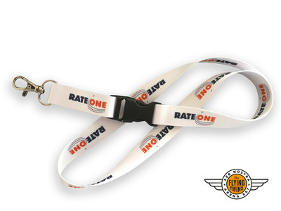 Lanyard RateOne Original - Official necklace