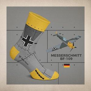 Messerschmitt Bf 109 sokken