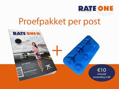 Proefpakket RateOne
