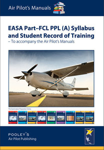 EASA Part-FCL PPL (A) Syllabus and student record