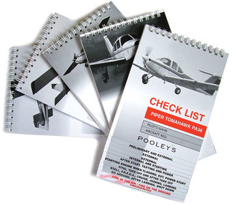 Check List Piper Tomahawk