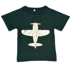 T-shirt kids airplane