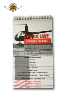 ROBINSON R22 HELICOPTER STUDENT STUDY GUIDE