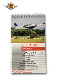 Check List Piper PA28
