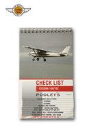 Check List Cessna 150 & 152